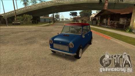 GTA V Weeny Issi Classic для GTA San Andreas