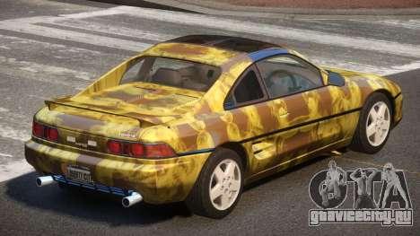 Toyota MR2 GT Sport PJ4 для GTA 4