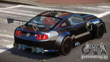 Ford Mustang GT R-Tuning PJ6 для GTA 4