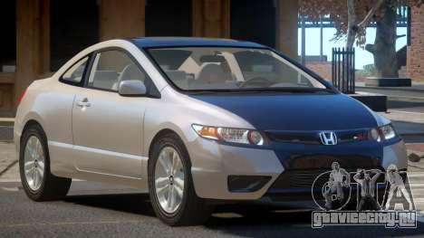 Honda Civic LT для GTA 4