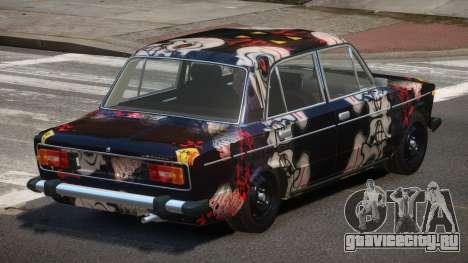 VAZ 2106 Classic PJ3 для GTA 4