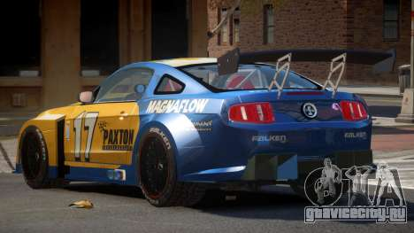 Ford Mustang GT R-Tuning PJ4 для GTA 4