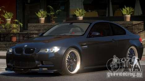 BMW M3 E92 H-Style для GTA 4