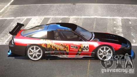 Nissan 240SX D-Tuned PJ6 для GTA 4