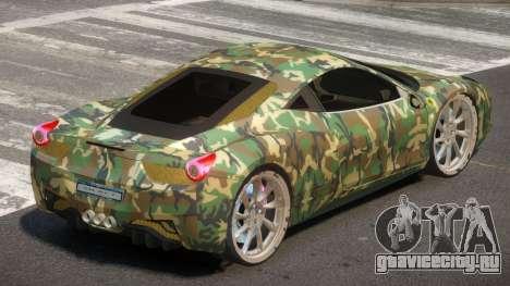 Ferrari 458 R-Tuned PJ1 для GTA 4