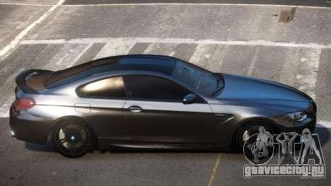 BMW M6 F12 TR для GTA 4