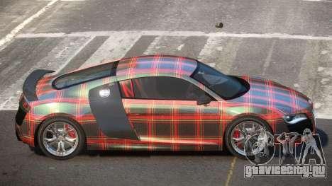 Audi R8 R-Tuned PJ5 для GTA 4
