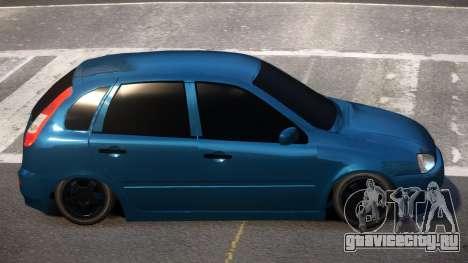 Lada Kalina 1119 LT для GTA 4