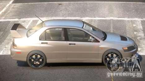 Mitsubishi Lancer IX MS для GTA 4