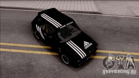 Yugo Koral 45 Blyatmobile для GTA San Andreas