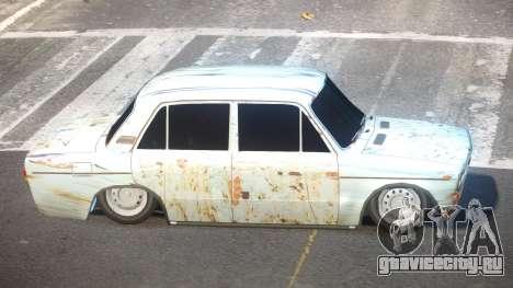 VAZ 2103 ML Rusty для GTA 4