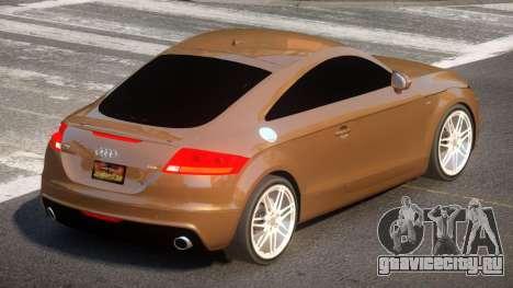 Audi TT QR для GTA 4