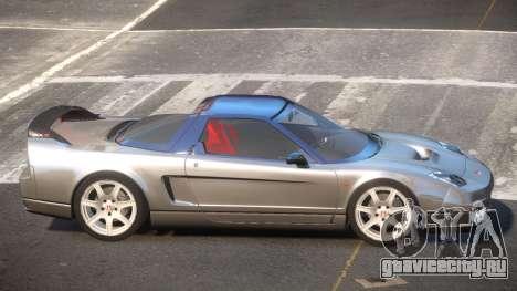Honda NSX Racing Edition для GTA 4