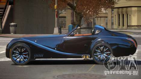 Morgan Aero S-Tuned для GTA 4