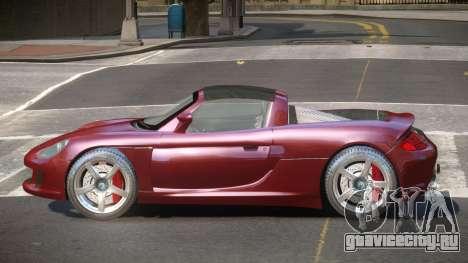 Porsche Carrera GT-SR для GTA 4