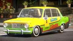 VAZ 2101 BR PJ2 для GTA 4