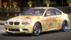 BMW M3 E92 R-Tuned PJ4 для GTA 4