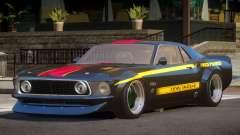 Ford Mustang TR Custom PJ5 для GTA 4
