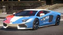 Lamborghini Aventador G-Tuned PJ5 для GTA 4
