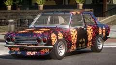 Datsun Bluebird L-Tuning PJ4 для GTA 4