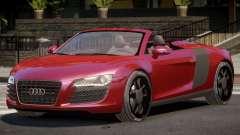 Audi R8 SR для GTA 4