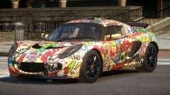 Lotus Exige M-Sport PJ5 для GTA 4