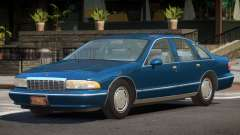 Chevrolet Caprice ML для GTA 4
