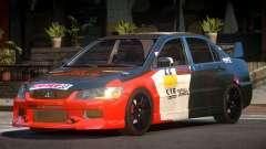 Mitsubisi Lancer IX SR PJ4 для GTA 4