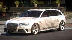 Audi RS4 GST PJ6 для GTA 4