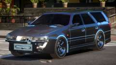 Nissan Stagea RS для GTA 4
