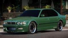 BMW 750i L-Tuned для GTA 4