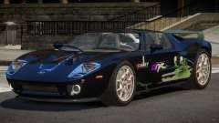 Ford GT R-Tuning PJ3 для GTA 4