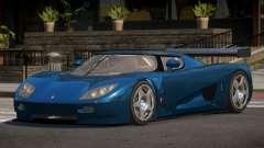 Koenigsegg CCGT TR