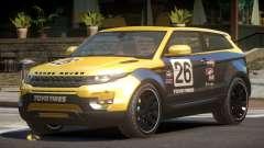 Range Rover Evoque MS PJ4 для GTA 4