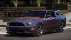 Ford Mustang 302 MS PJ4 для GTA 4