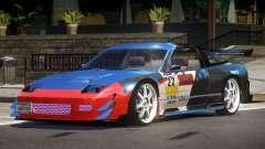Nissan 240SX D-Tuned PJ5 для GTA 4