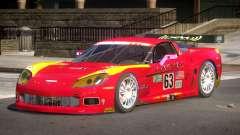 Chevrolet Corvette C6 G-Style для GTA 4