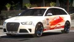 Audi RS4 S-Tuned PJ4 для GTA 4