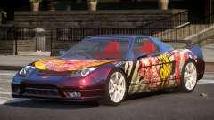 Honda NSX Racing Edition PJ3 для GTA 4