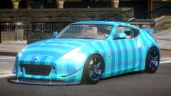 Nissan 370Z G-Style PJ5 для GTA 4