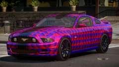 Ford Mustang GST PJ3 для GTA 4