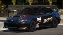 Subaru Impreza WRX SR PJ5 для GTA 4