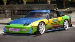 Nissan 240SX D-Tuned PJ4 для GTA 4