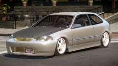 Honda Civic RG-49 для GTA 4