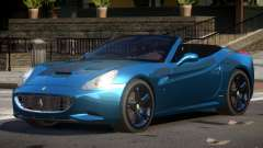 Ferrari California SR для GTA 4
