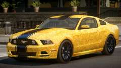 Ford Mustang GST PJ1 для GTA 4