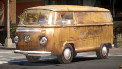 Volkswagen Transporter T2 Rusty