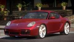 Porsche Cayman LS для GTA 4