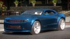 Chevrolet Camaro LF для GTA 4