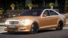Mercedes Benz S600 GST для GTA 4